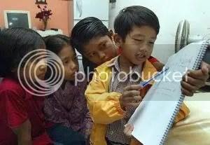 Adi Putra explaining...