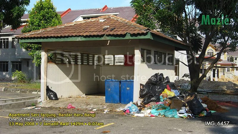 Seri Tanjung Trash House