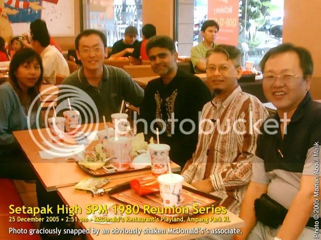 Setapak High SPM 1980 Reunion Series