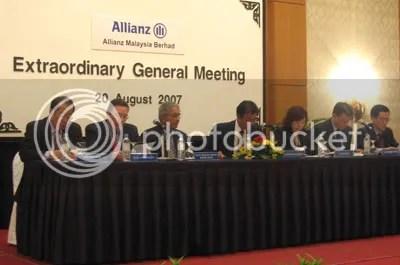 Allianz EGM