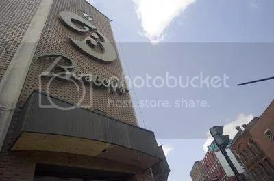 Boscov's in downtown Binghamton