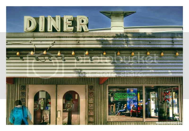 diner HDR Pictures, Images and Photos