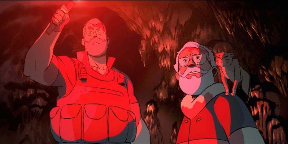 love death robots, Love, Death & Robot: il Black Mirror animato?