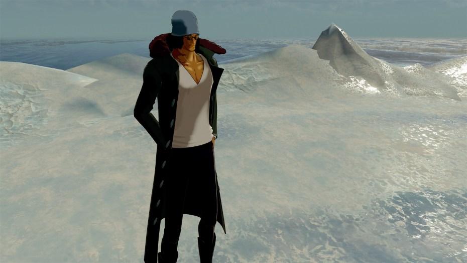 one piece world seeker, One Piece World Seeker: Svelati nuovi personaggi