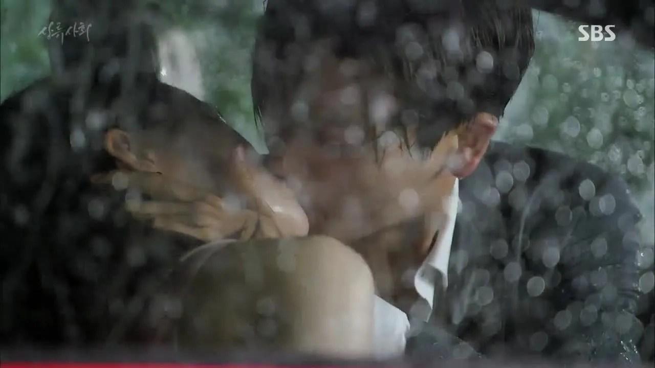 Imagini pentru High Society kiss kdrama hyung sik