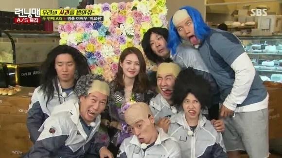 Image of: Song Ji Running Man Episode 295 Dramabeans Running Man Episode 295 Dramabeans Korean Drama Recaps