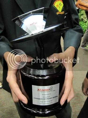 Trophy!
