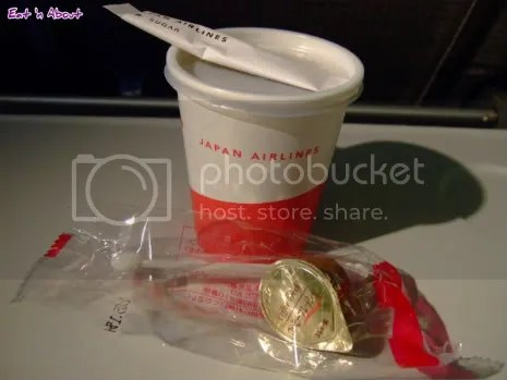 Japan Airlines Coffee