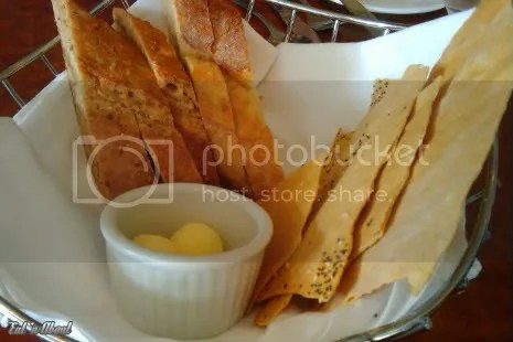The American Grille: bread basket