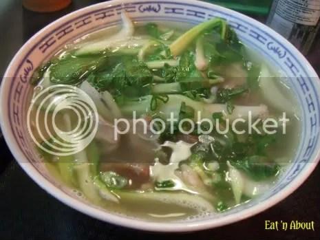Xi'An Cuisine: Ramen
