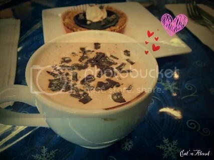 Hot Chocolates and CakeBread Bakery in Courtenay: Belgian Hot Chocolate