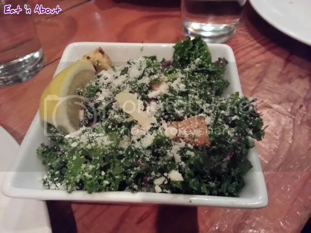 Irish Heather: Kale Caesar