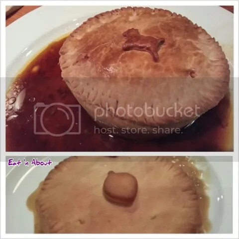 Irish Heather: Steak and Ale Pot Pie