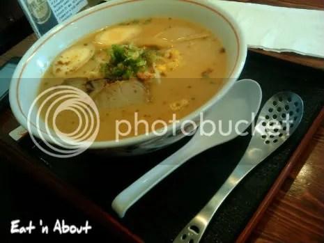 Menya Japanese Noodle