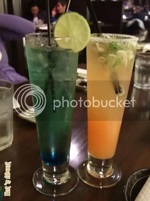 ShuRaku Sake Bar and Bistro: Natsu and Aka-Fuji