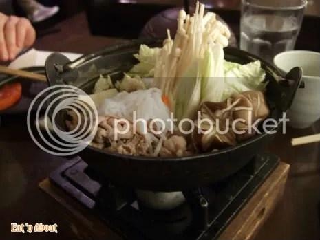 ShuRaku Sake Bar and Bistro: Sukiyaki