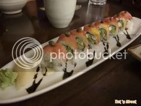 ShuRaku Sake Bar and Bistro: Godfather Roll