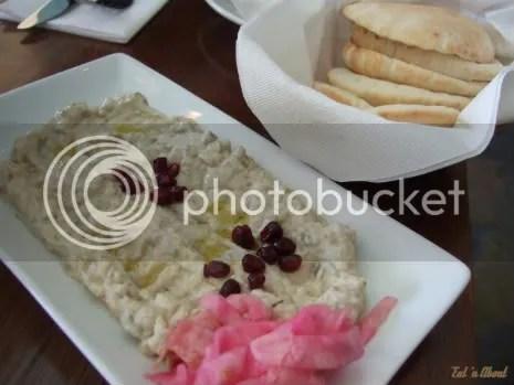 Laziza Modern Mediterranean: Baba Ghanouj