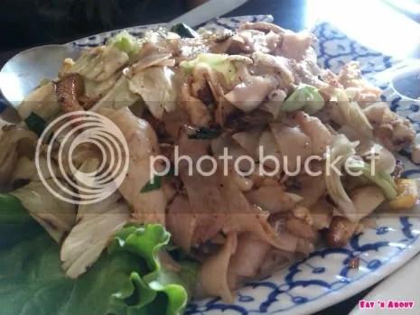 Sabai Thai: Pad Kee Mao