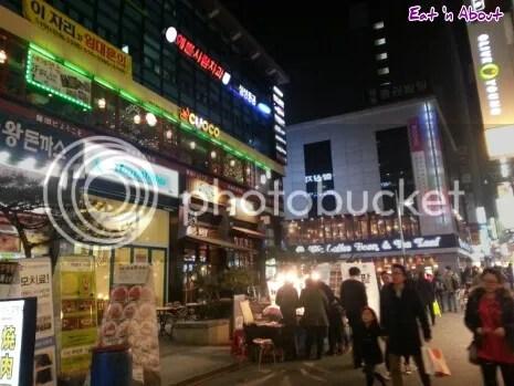 Myeongdong, Seoul
