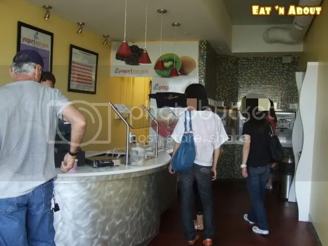 yogurt escape interior