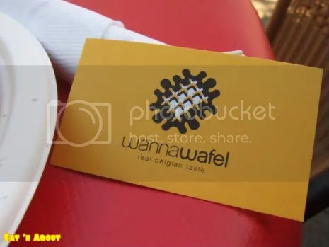 Wannawafel business card