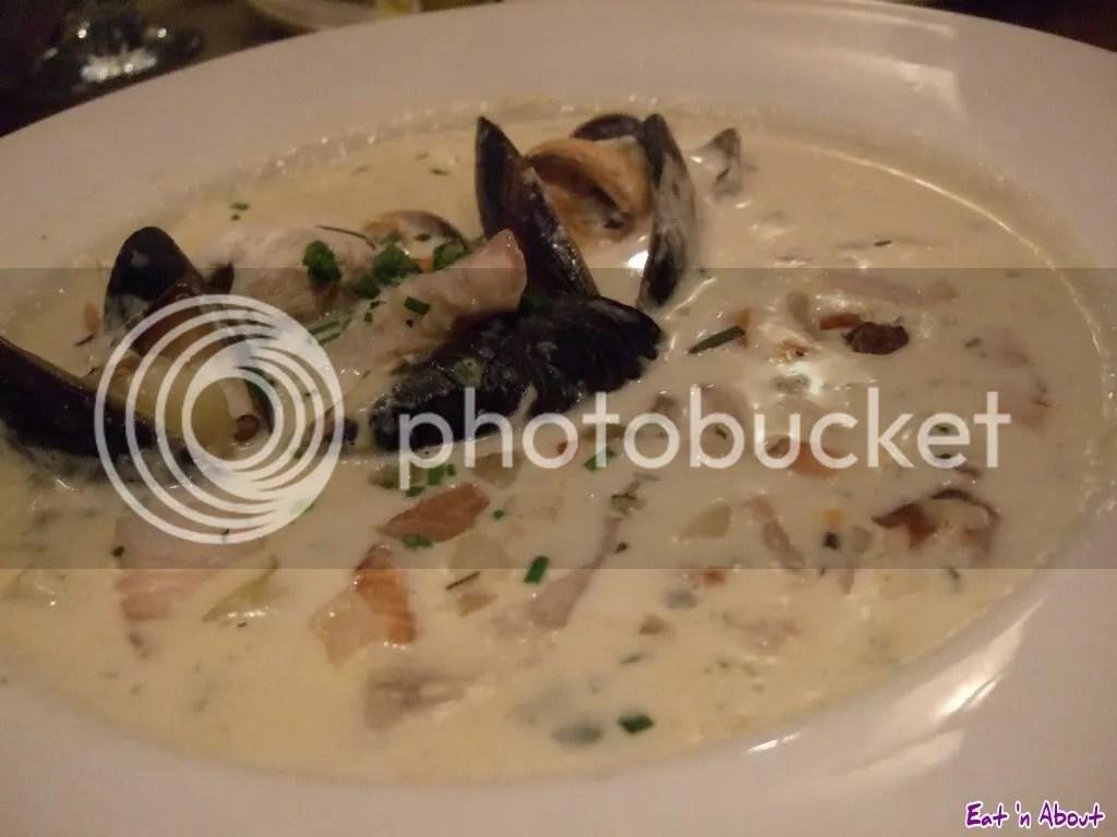Locals: Fish Market Chowder