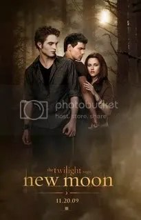 New Moon,Official Poster