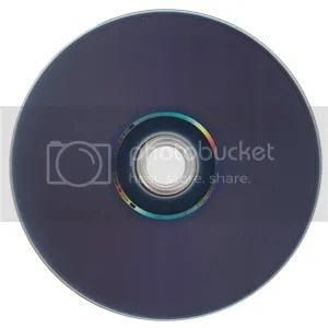 Típica Mídia Blu-Ray