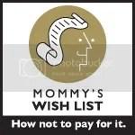 Link to Mommy's Wish List