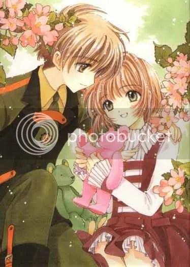 Shaoran & Sakura