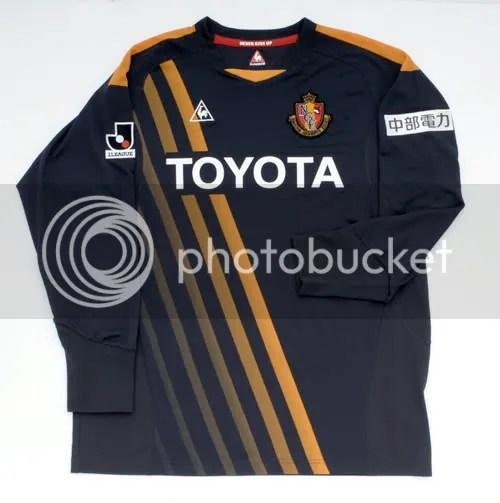 Goalkeeper 2nd Kit