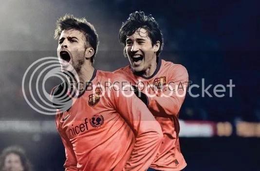 FC Barcelona 2009-10 Nike Home and Away Kits