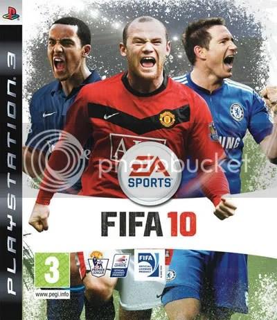 FIFA 10 UK Cover Art