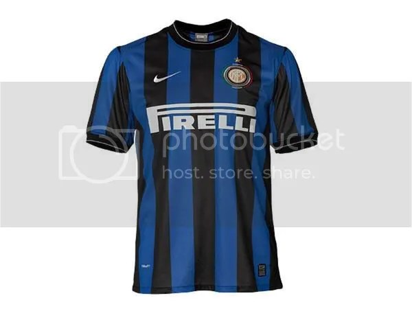 competitive price 75dba b29a8 Inter Milan Nike 2009/10 Home and Away Kits Leaks - FOOTBALL ...