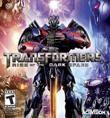 Transformers: Rise of the Dark Spark (2014/RUS/ENG/RePack by R.G. Механики)