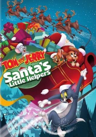 Том и Джерри: Маленькие помощники Санты  / Tom & Jerry. Santa's Little Helpers  (2014) DVDRip