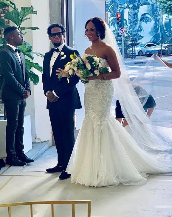 dl hughley daughter wedding