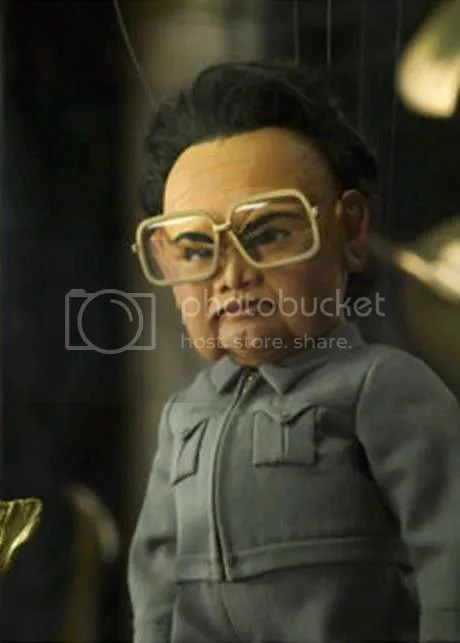 Kim Jong-Il is dead......probably