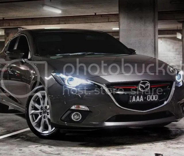 What Do You Guys Think Of The New Mazda2 Grill On The Mazda3 I Think It Looks Pretty Good P