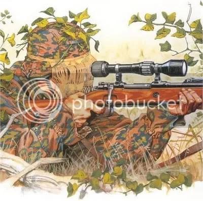 Sniper Alemão