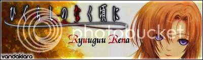 Higurashi no naku koro ni pretty rena ryuguu