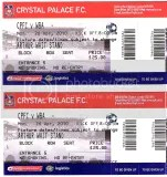 Palace tickets
