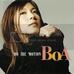 DO THE MOTION - BoA