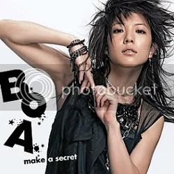 make a secret - BoA