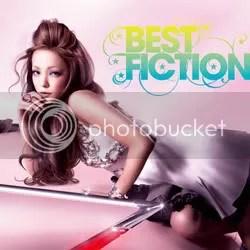BEST FICTION - Namie Amuro