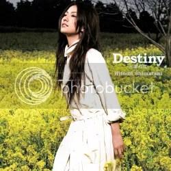 Destiny -Taiyou no Hana- / Koimizu -tears of love- - Hitomi Shimatani