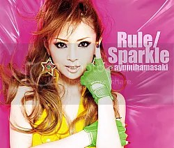 Rule / Sparkle - Ayumi Hamasaki