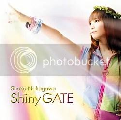 Shiny GATE - Shoko Nakagawa