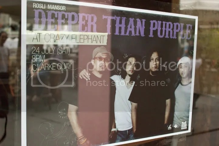 Rosli Mansor, Deeper Than Purple